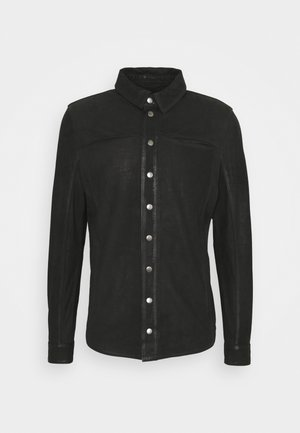 TENNER - Shirt - black