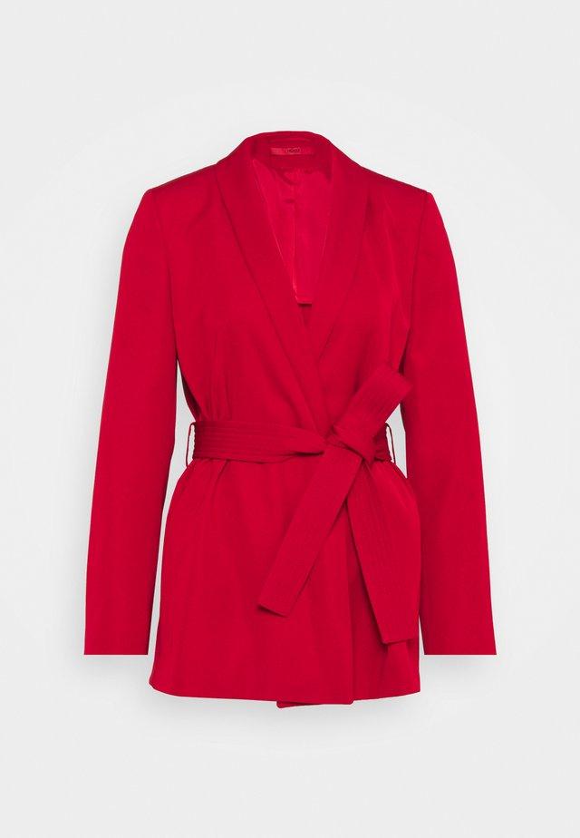 ARINES - Blazer - medium red