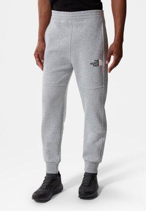 Pantalones deportivos - tnf light grey heather