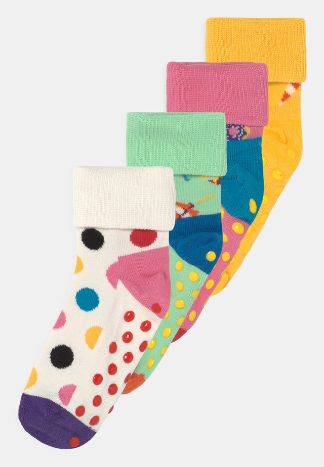 ANTI SLIP CIRCUS 4 PACK - Strømper - multi-coloured