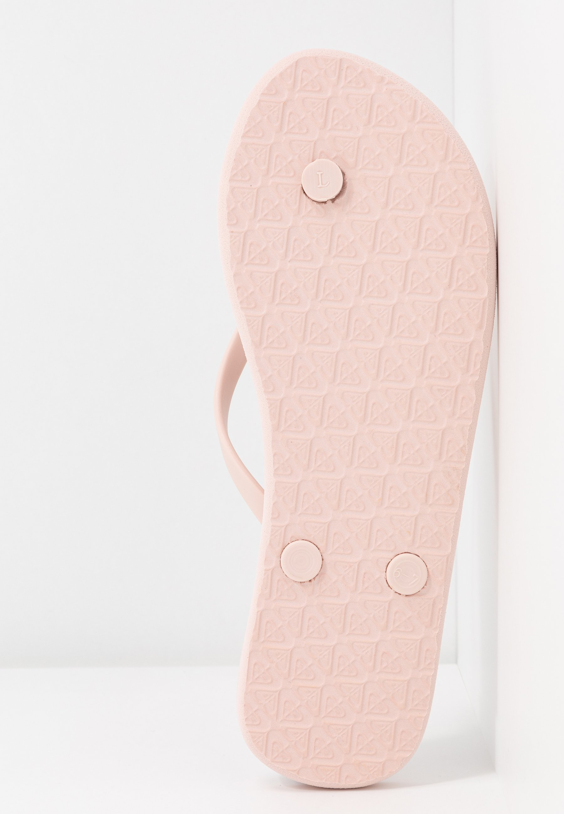 Scarpe da donna Roxy VIVA STAMP Sandali da bagno rose gold