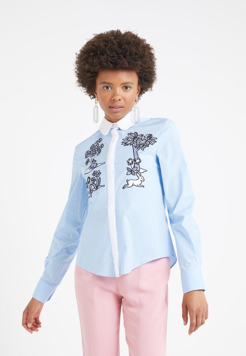 Vivetta - CAMICIA - Button-down blouse - celeste