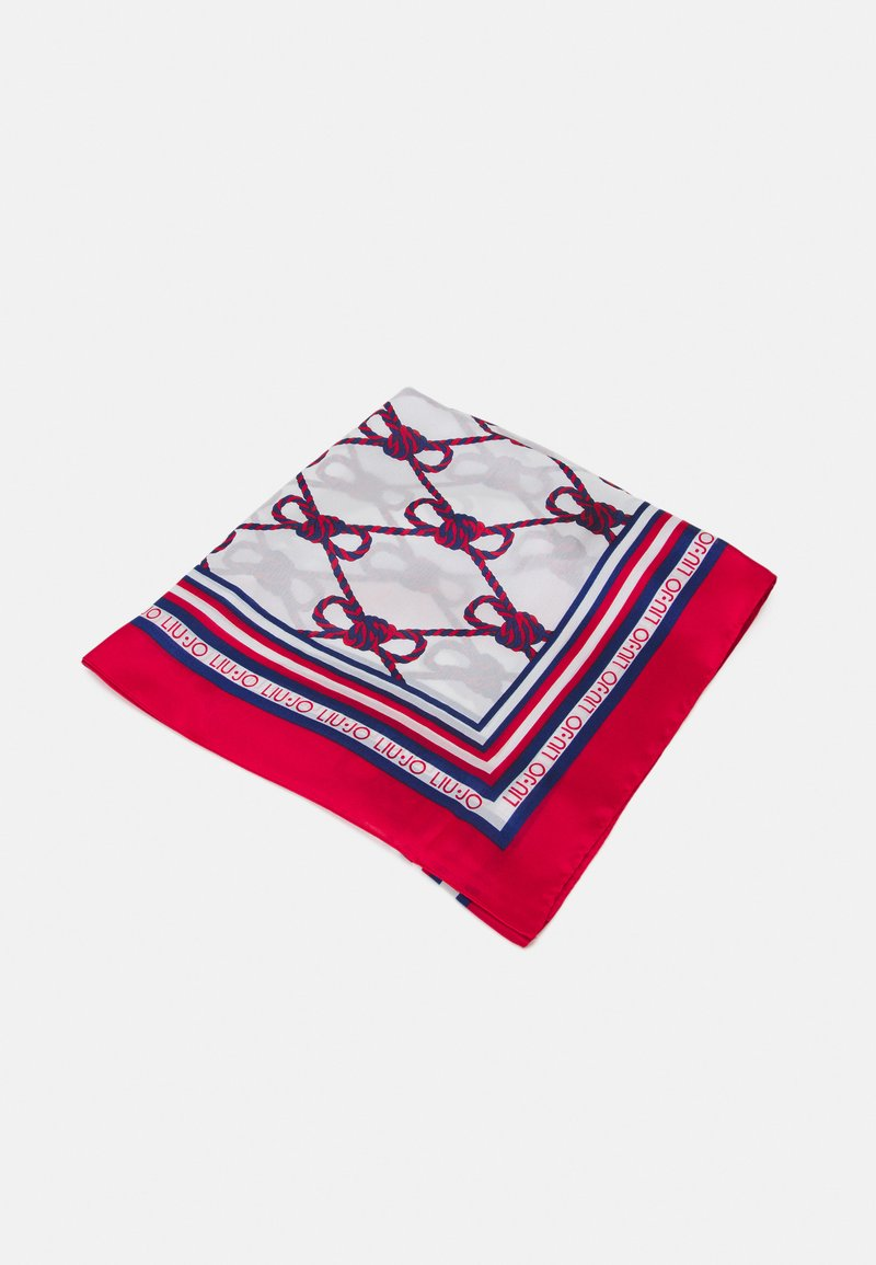 LIU JO - FOULARD MARINE BOW - Foulard - true red