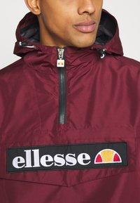 Ellesse - MONT  - Windbreaker - burgundy - 5
