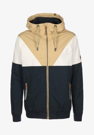 Outdoor jacket - camel