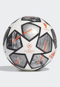 adidas Performance - FINALE 21 20TH ANNIVERSARY UCL COMPETITION FOOTBALL - Voetbal - white - 1