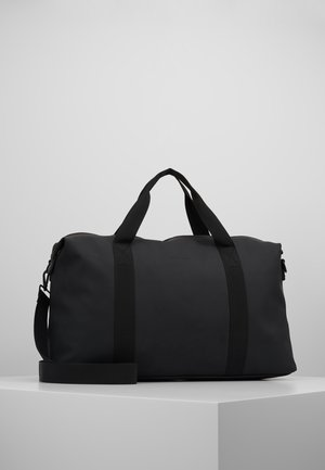 UNISEX - Weekend bag - black