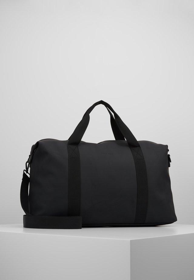 UNISEX - Weekendbag - black