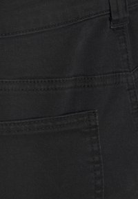Simply Be - TIE TROUSERS - Jeans Tapered Fit - black - 2