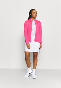 Nike Golf - veste en sweat zippée - hyper pink - 1