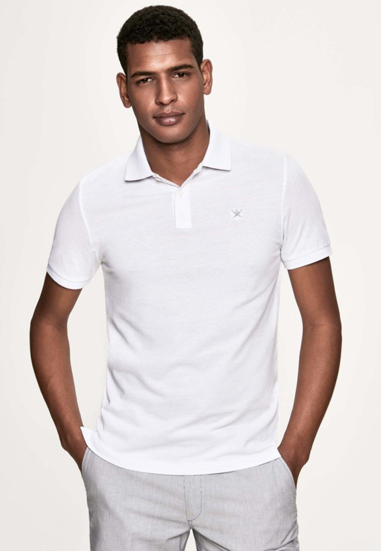 Hackett London - Polo - optic white