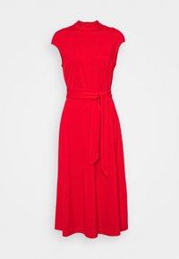 HUGO - DRESSELLA - Jersey dress - open pink - 0