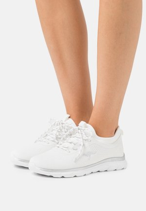 KN-BLEAK - Trainers - white/silver