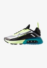 Nike Sportswear - AIR MAX 2090 - Trainers - white/black/volt/valerian blue - 1