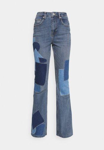 RIP AND REPAIR - Jean flare - mid vintage