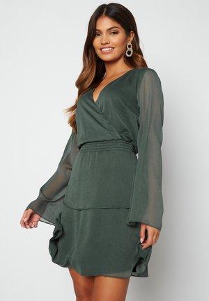 ALARAH - Shirt dress - green