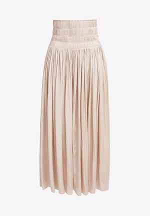 EMMA WILLIS  - Pleated skirt - off-white