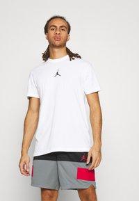Jordan - DRY AIR - T-shirt basic - white/black - 0