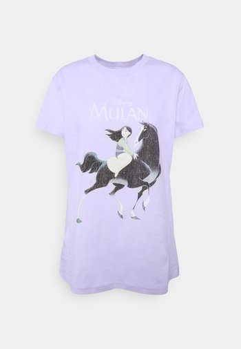 CLASSIC DISNEY - T-shirt imprimé - sheer lilac