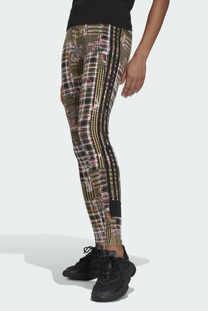 Leggings - Trousers - multicolour