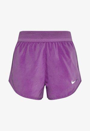 SHORT RUNWAY - Sportovní kraťasy - purple/vivid purple/white