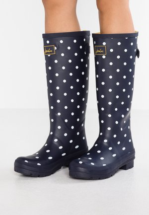 WELLYPRINT - Wellies - navy/multicolor