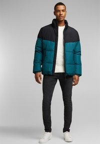 edc by Esprit - Winter jacket - dark teal green - 1