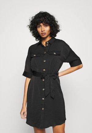 VMJANE DRESS - Shirt dress - black