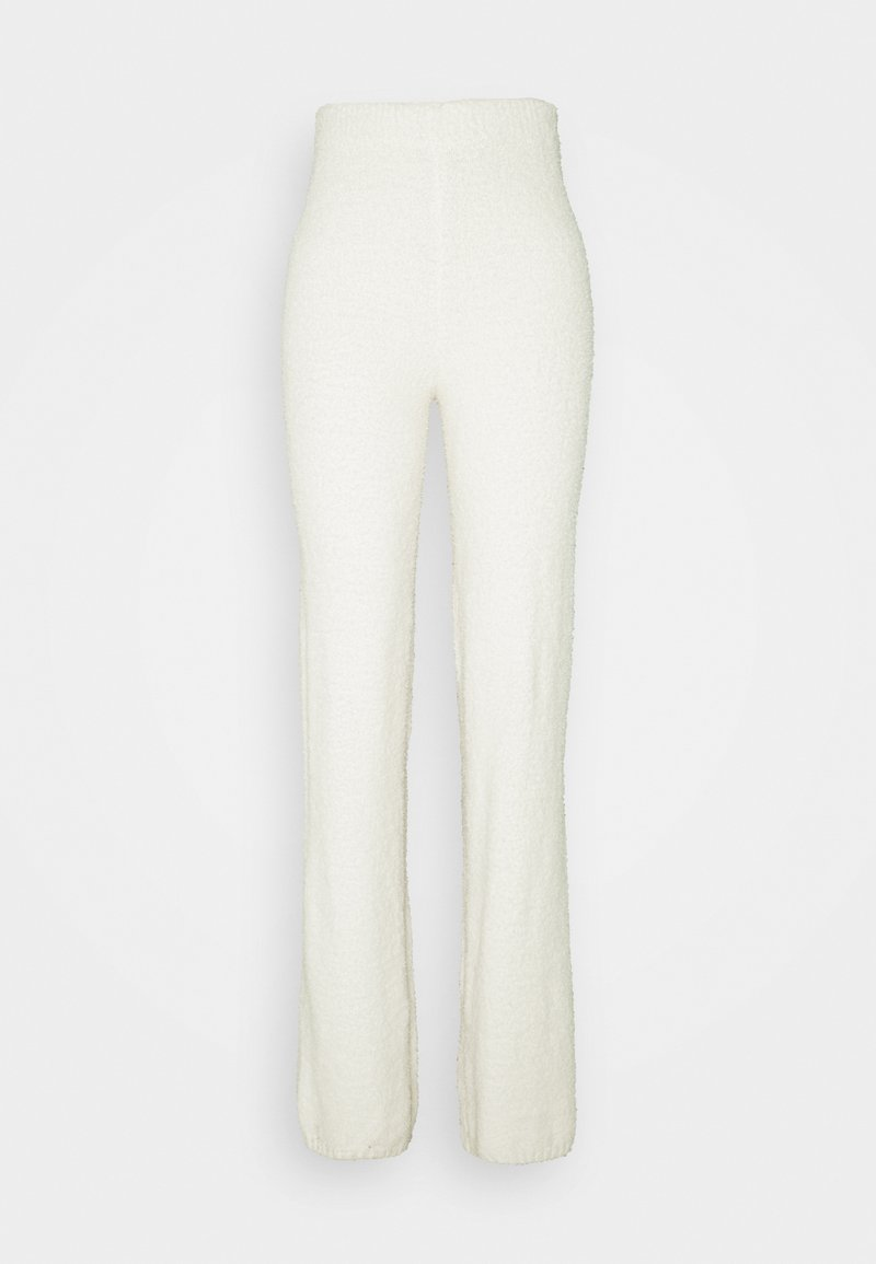 U Collection by Forever Unique - Tracksuit bottoms - cream