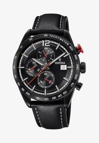 Festina - Chronograph watch - black - 0