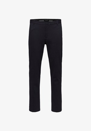 FLEX FIT HOSE SLIM FIT - Chino kalhoty - dark sapphire