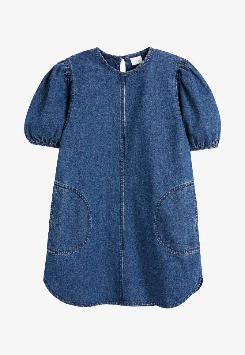 Next - Denim dress - blue denim