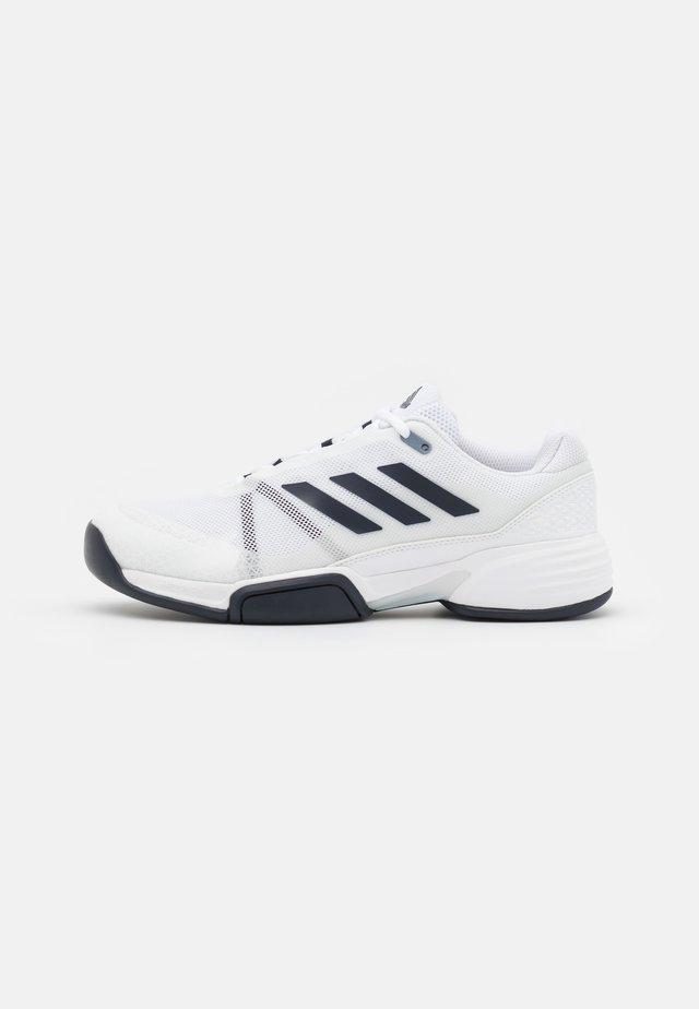 CLUB CARPET - Tennisschoenen voor tapijtbanen - white