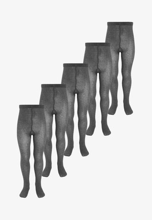 5 PACK - Tights - grey