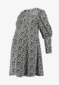 Topshop Maternity - GRUNGE TWIST - Korte jurk - mono - 4