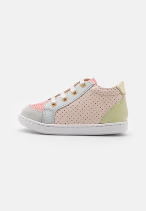 BOUBA ZIP BOX - Zapatillas altas - multicolor pastel