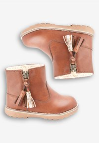 Next - TAN TASSEL  - Baby shoes - brown - 4