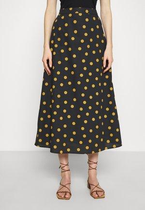 JACINTAGZ SKIRT  - A-line skirt - tapenade