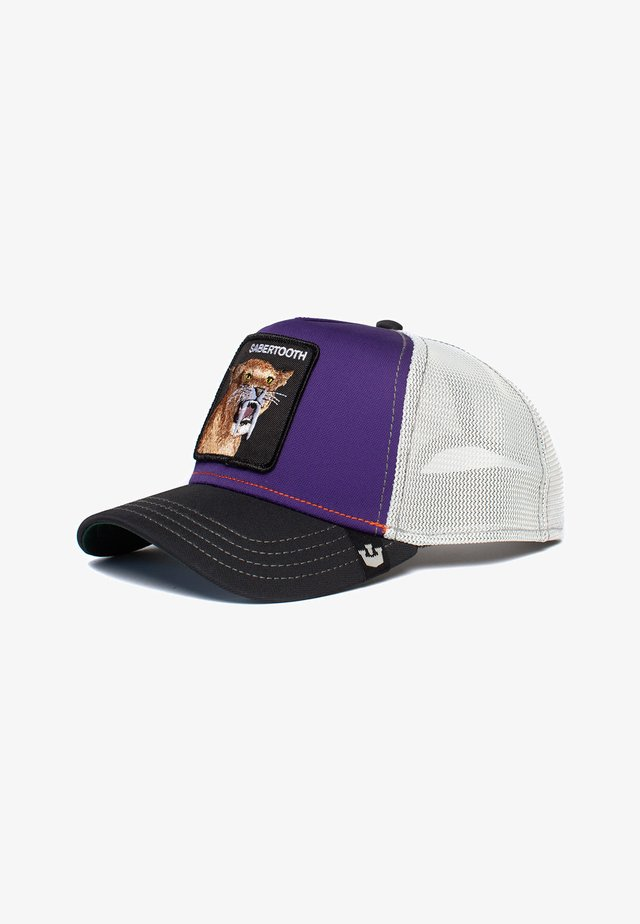 Cap - violett