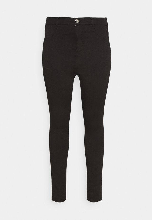 CURVE FRANKIE  - Jeans Skinny Fit - black