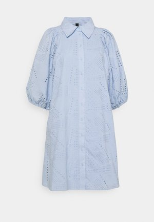 YASSADO DRESS  - Shirt dress - cashmere blue