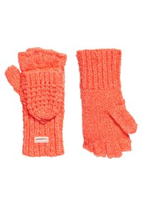 Superdry - CLARRIE - Fingerless gloves - coral - 1