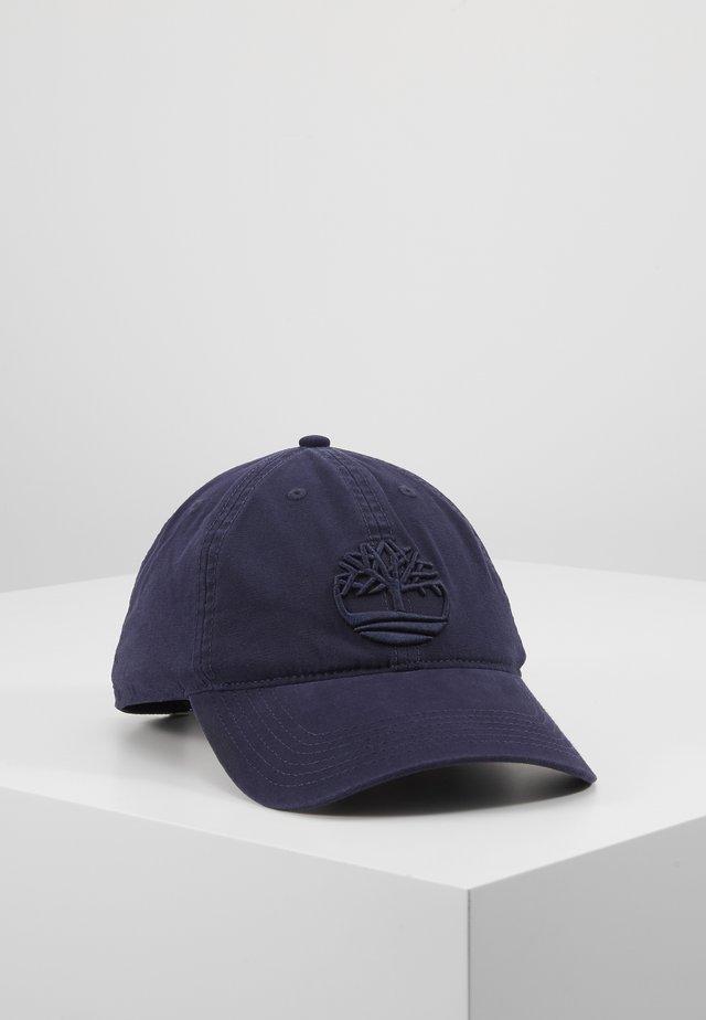 Cappellino - peacoat