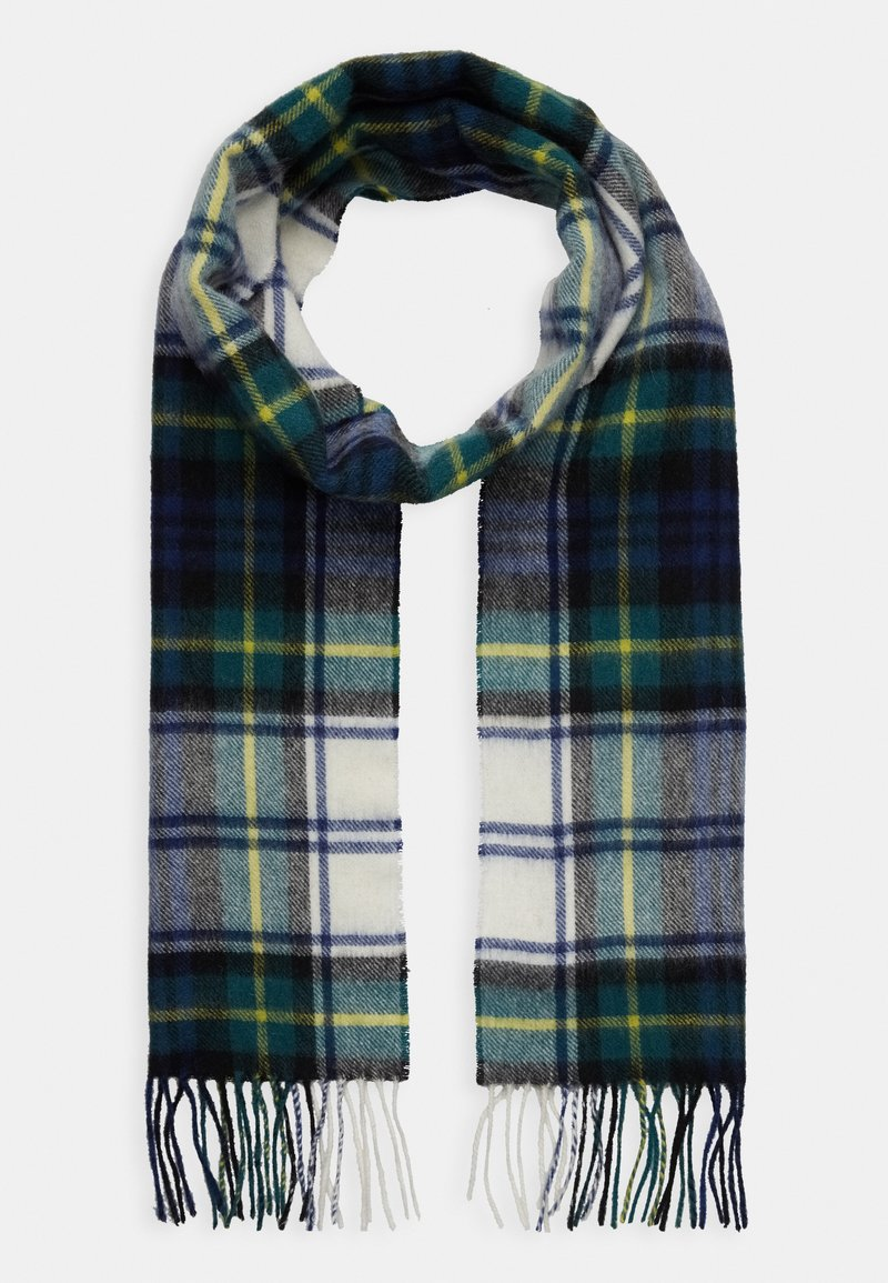Barbour - NEW CHECK TARTAN SCARF - Scarf - multicoloured