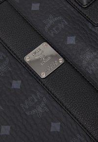 MCM - PROJECT SHOPPER - Handbag - black - 8