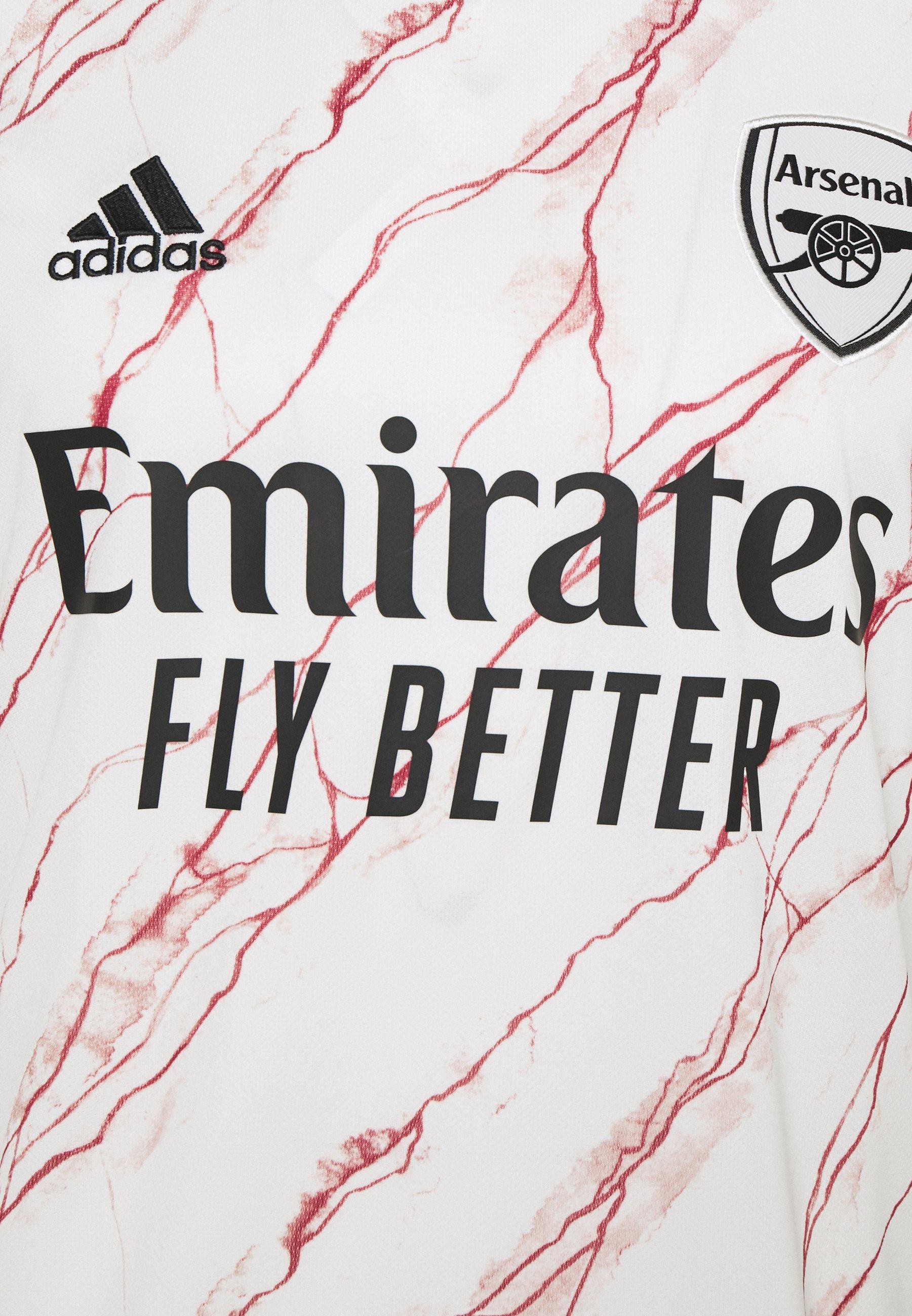 Classic Limit Discount Men's Clothing adidas Performance ARSENAL FC AEROREADY SPORTS FOOTBALL Club wear clowhi/black GUr8RlB31 BW3aAiu4m