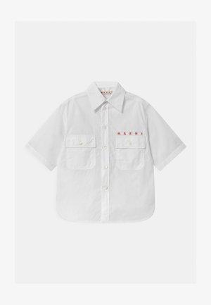 CAMICIA - Button-down blouse - white