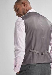 Next - Suit waistcoat - dark grey - 1