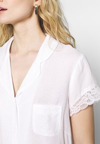 Pour Moi - SPOT MIX REVERE COLLAR - Pyjamasoverdel - white - 5