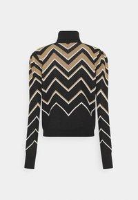 TWINSET - Pullover - nero/neve - 1